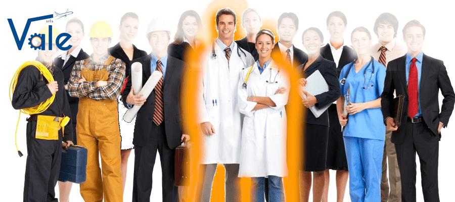Esperti in MEDICINA del Lavoro