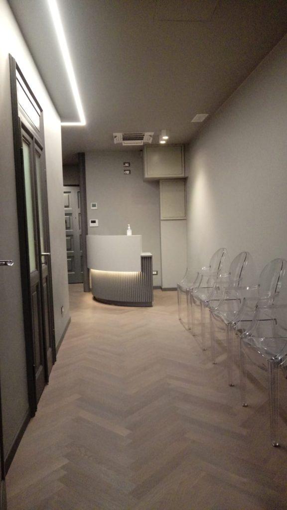 Bologna - Sala d'attesa